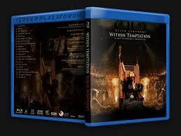 BLU-RAY MOVIE Blu-Ray WITHIN TEMPTATION - BLACK SYMPHONY