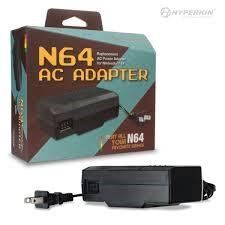 HYPERKIN Video Game Accessory N64 POWER SUPPLY (M05163)