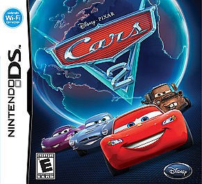 NINTENDO Nintendo DS CARS 2 DS