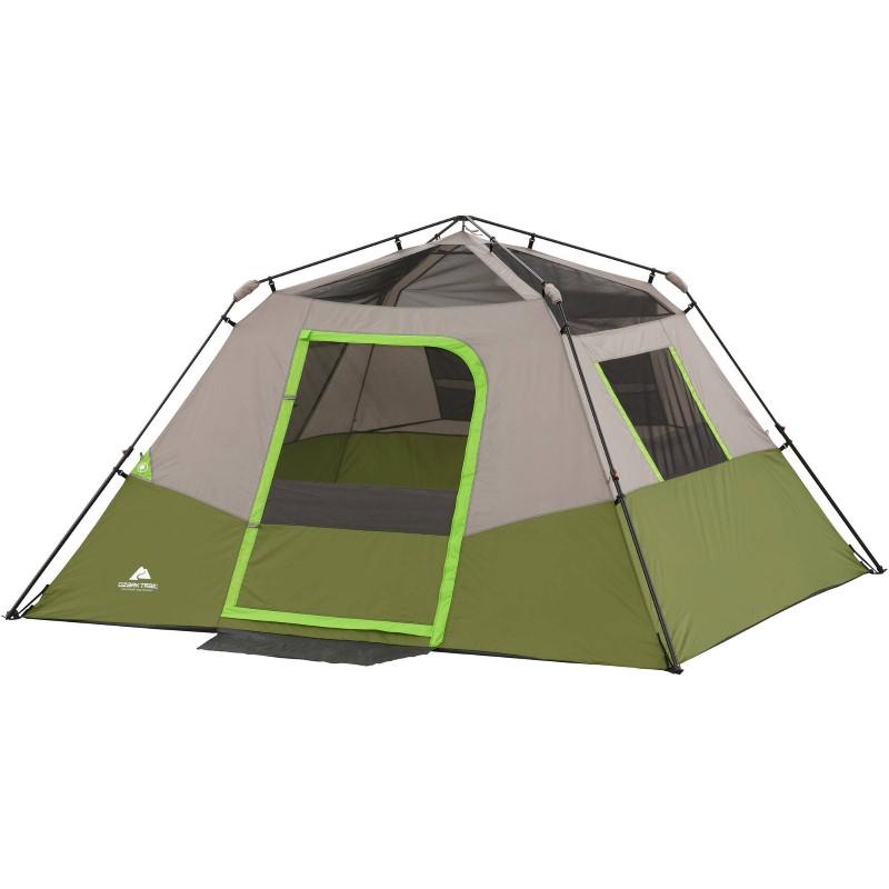 OZARK TRAIL Camping 6 PERSON INSTANT CABIN