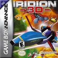 NINTENDO Nintendo GBA Game IRIDION 3D - GBA