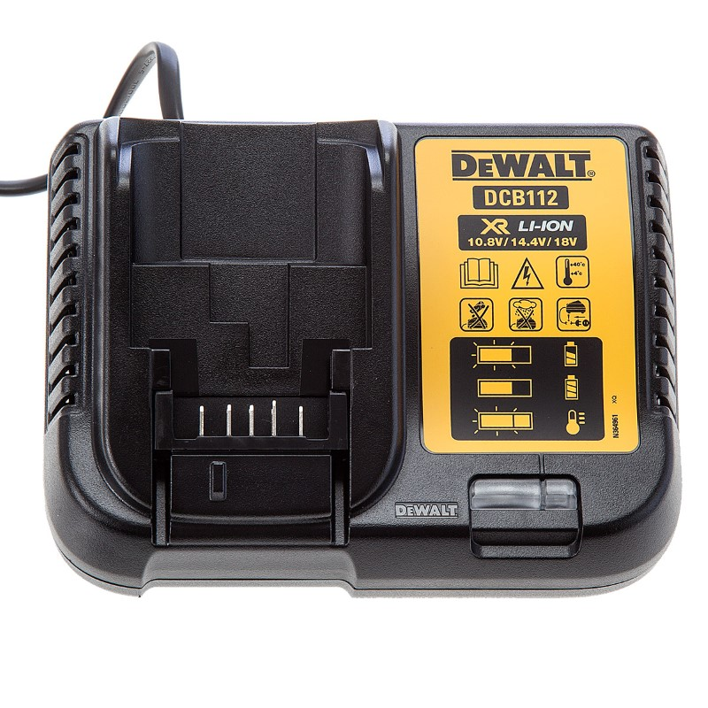 DEWALT Battery/Charger DCB112