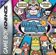 NINTENDO Nintendo GBA Game WARIO WARE, INC. GBA