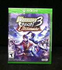 MICROSOFT Microsoft XBOX One Game WARRIORS OROCHI 3