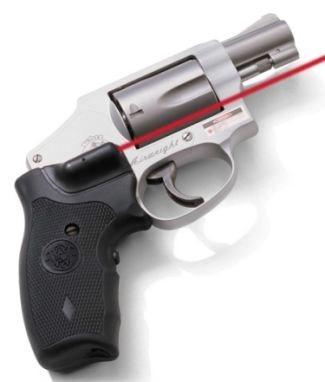 S&W 642 38SPL CRIMSON TRACE LASER