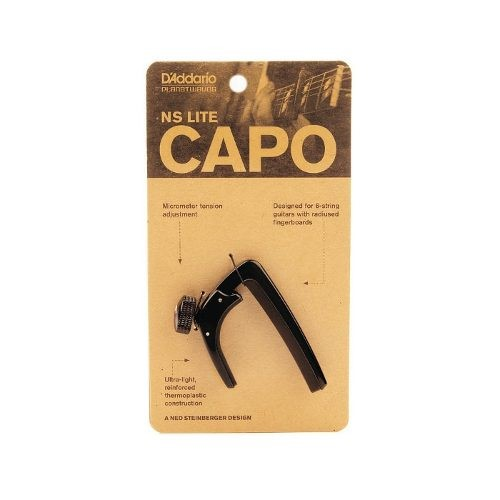 PLANET WAVES Musical Instruments Part/Accessory NS LITE CAPO (PW-CP-07)