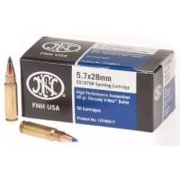 FNH USA Ammunition 5.7X.28MM 50RND AMMO