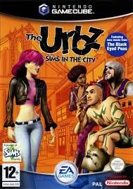 NINTENDO Nintendo GameCube Game THE URBZ: SIMS IN THE CITY GAMECUBE