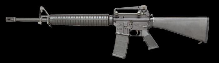 COLT AR-15 A4  5.56MM