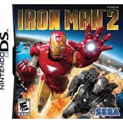 NINTENDO Nintendo Wii Game IRON MAN 2 DS
