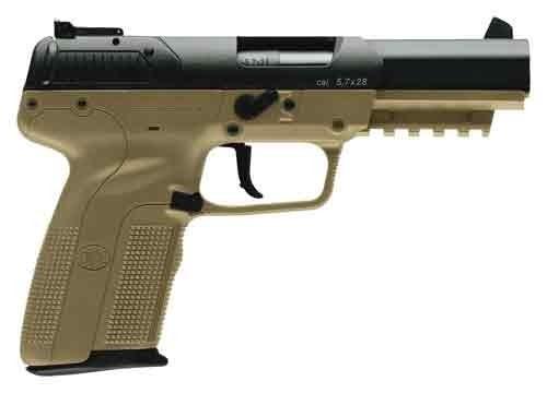 FN FIVE-SEVEN 5.7X28MM FDE