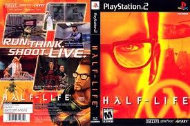 SONY Sony PlayStation 2 Game HALF-LIFE