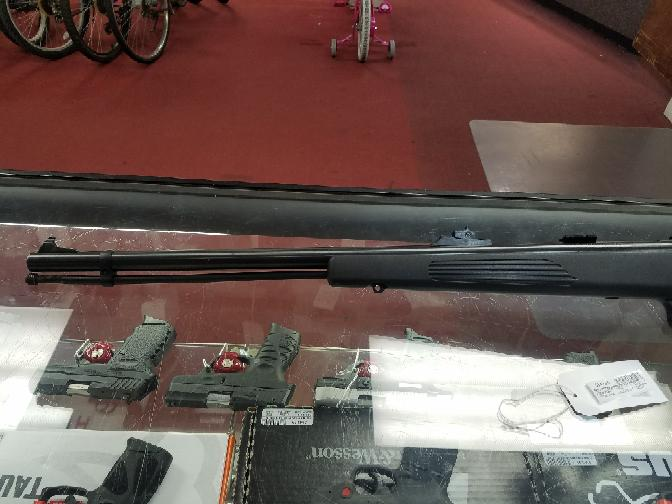NEW FRONTIER ARMORY Black Powder Gun WIND RIVER MAGNUM Very