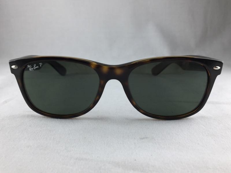 daee3be7249d7c ... good ray ban rb2132 902 58 55 18 3p new wayfarer classic brown  sunglasses 91667 ba0e8