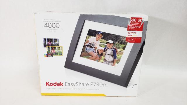 KODAK MP3 EASYSHARE P730M DIGITAL FRAME Like New   Heartland Pawnbrokers