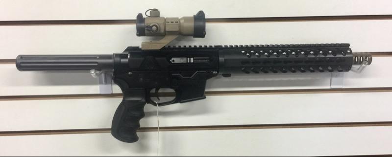 QUARTERCIRCLE10 Pistol GSF