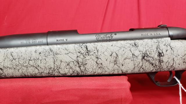 weatherby mark v fibermark composite 30 378 rifle 28 barrel brand