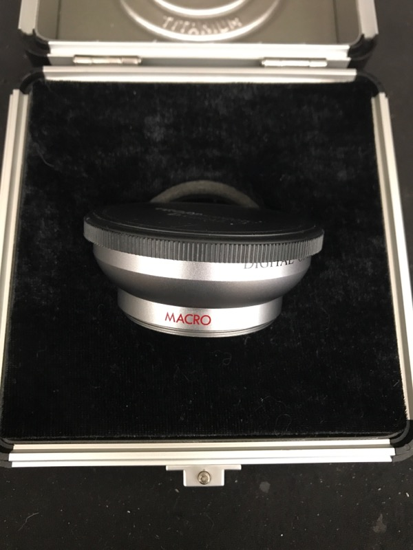PRO-DIGITAL OPTICS Lens/Filter HIGH DEFINITION WITH MACRO