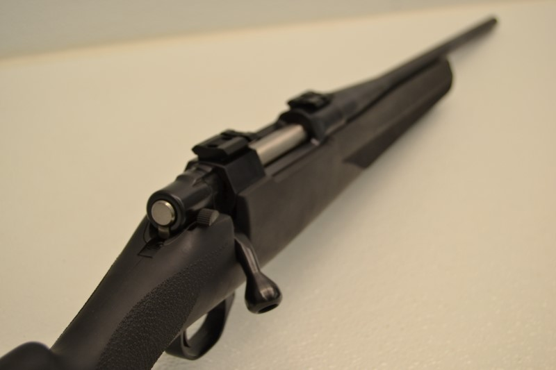 HOWA Rifle 1500 (243 Winchester) Hogue Rubber Overmold Stock 20