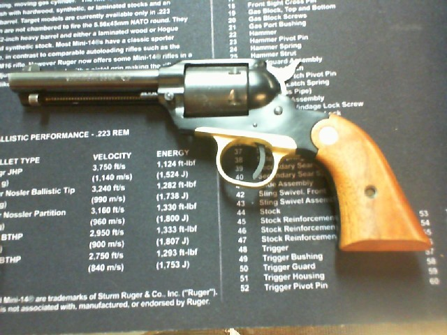 RUGER Revolver BEARCAT 22 Like New | Buya