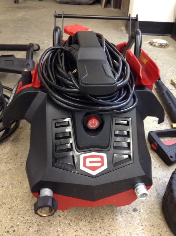 Craftsman 2050PSI 2-IN-1 Electric Pressure Washer 7199117 in
