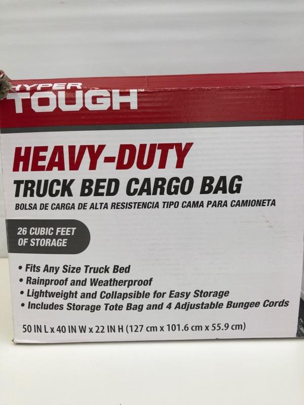 68d32f01eaf HYPER TOUGH HEAVY-DUTY TRUCK BED CARGO BAG Like New   Buya