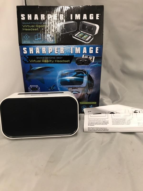 The Sharper Image Vr Video Glasses Vr Very Good Pawn King St