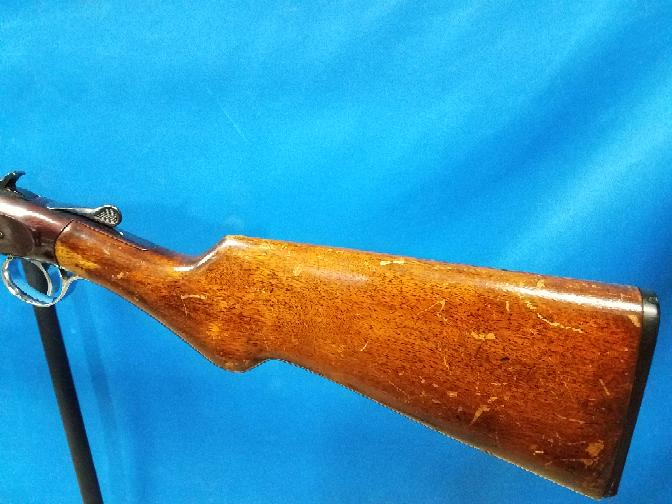 Excel 12 Gauge 30 Barrel Single Shot Shotgun With Wood Stock Good