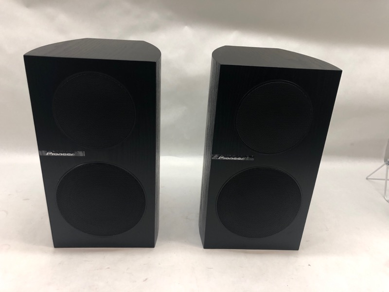 Pioneer SP BS21 LR BookShelf Loud Speakers