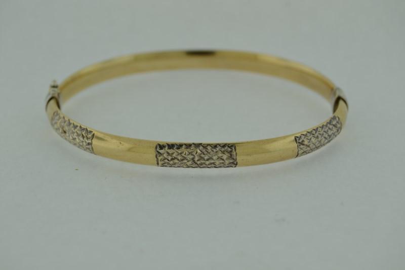 Silver Bracelet 925 9 8g Sz 7 5 Stamped 1 20 10k