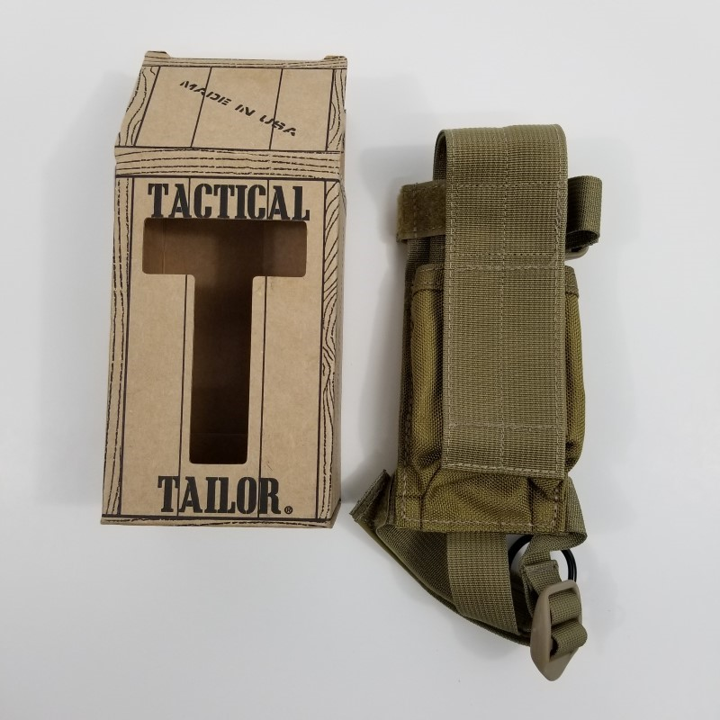 Tactical Tailor Ar15m16 Stock Mag Pouch In Tan Brand New Ff L