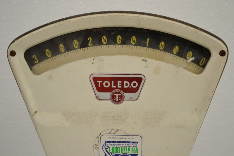 TOLEDO SCALE Scale 3111 Good | First Coast Pawn & More | Callahan | FL