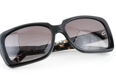 4aeea6b2dafde Versace Black 4190 GB1 11 Sunglasses Very Good