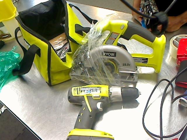 RYOBI TOOLS Combination Tool Set P271/P501G Like New | Buya