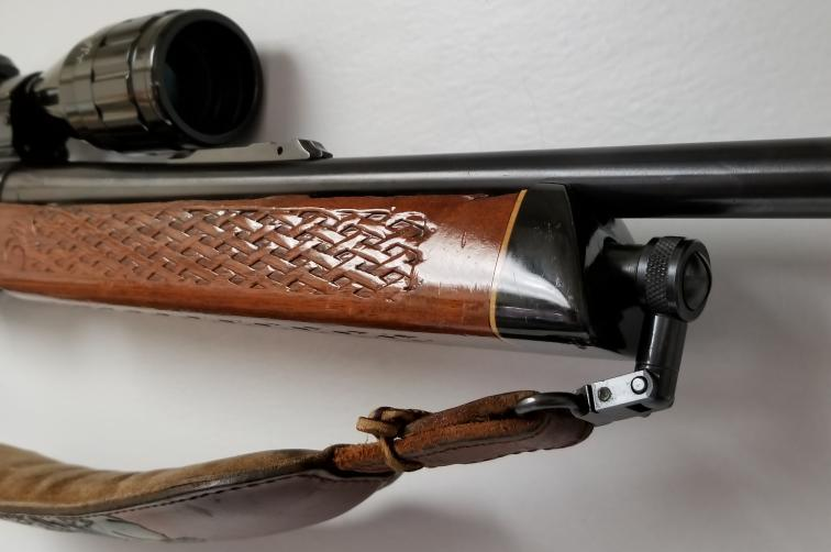 Remington 742 Woodmaster BDL 30-06 Basket Weave Stock W