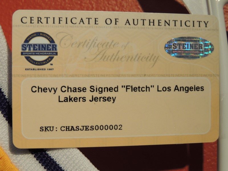 a874746fe ... Chevy Chase Signed