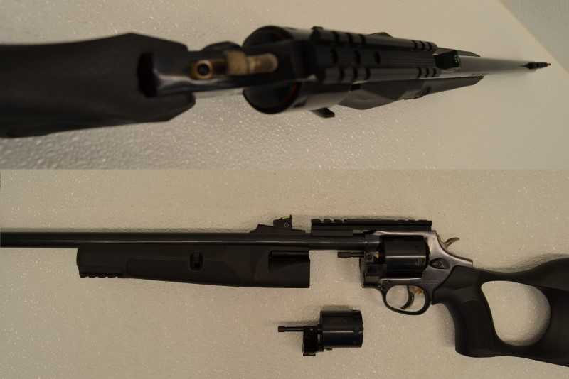ROSSI FIREARM Rifle CIRCUIT JUDGE SCJ22LR22M With 22LR