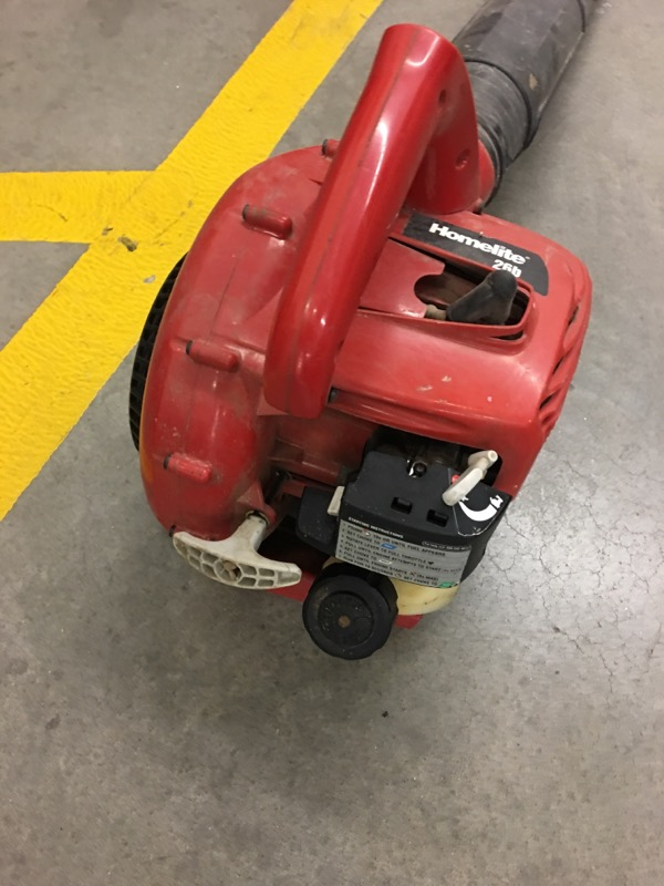 Homelite Leaf Blower 26b Acceptable Pawn King St Louis Mo