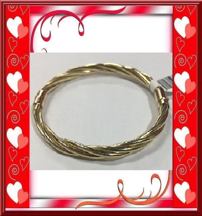 Gold Bracelet 14K Yellow Gold 6.4dwt