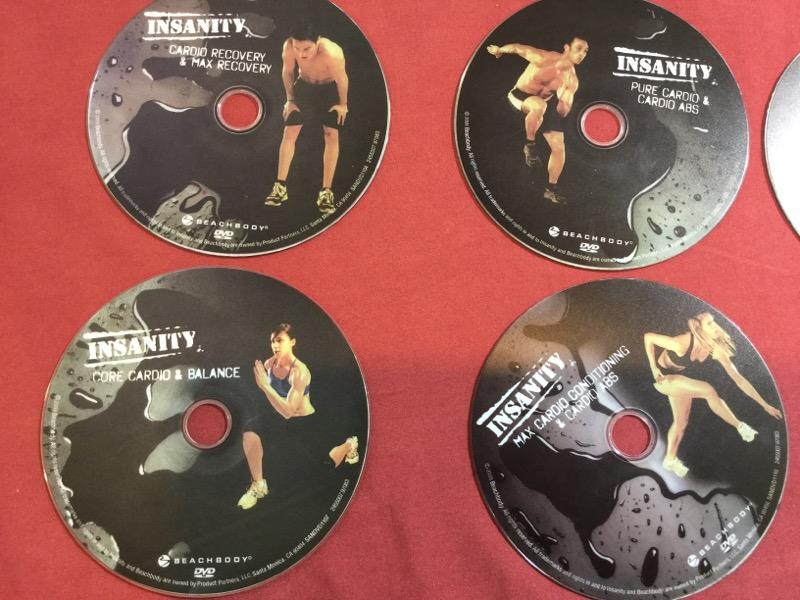 BEACHBODY INSANITY WORKOUT DVD SET | Carson Jewelry & Loan