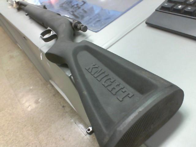 KNIGHT MUZZLELOADER Black Powder Gun 50 CAL Good | Buya