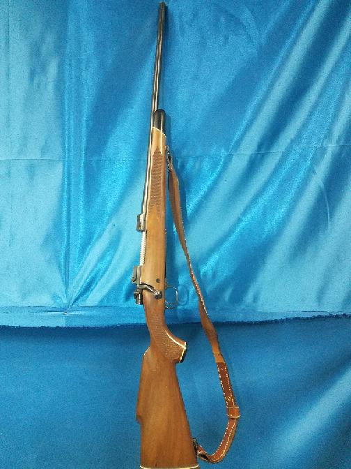 Winchester Model 70 30-06 Bolt Action Rifle 21