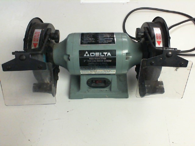 Sensational Delta Tools Bench Grinder 23 660 Bench Grinder Alphanode Cool Chair Designs And Ideas Alphanodeonline