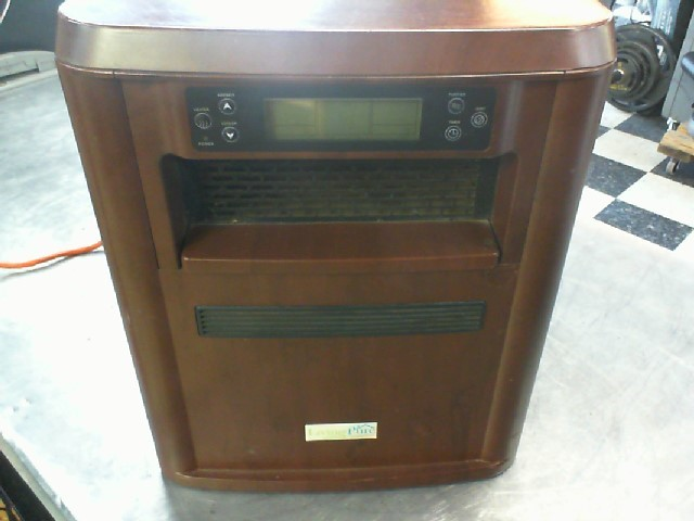 Living Pure 1500 Watt Elec Heater 9000 Ae Vjb