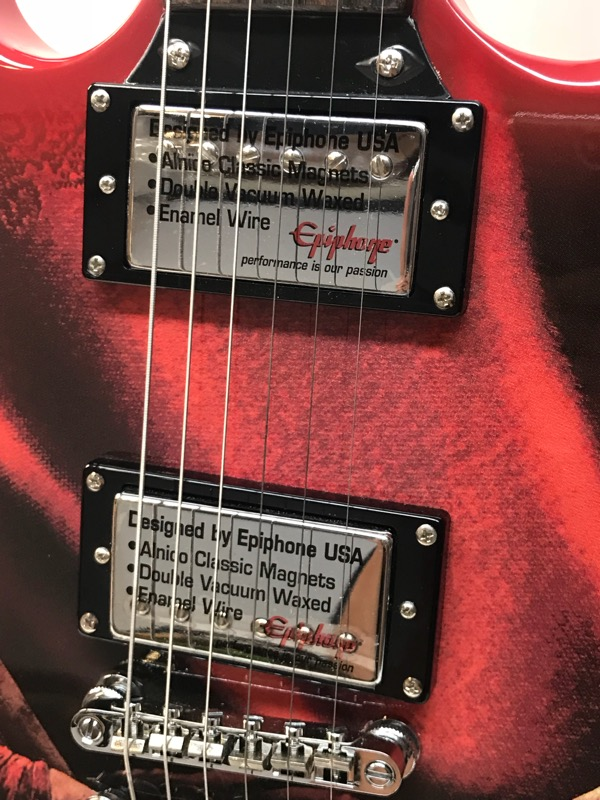 Epiphone Pirates of the Caribbean G-400 Electric Guitar Like