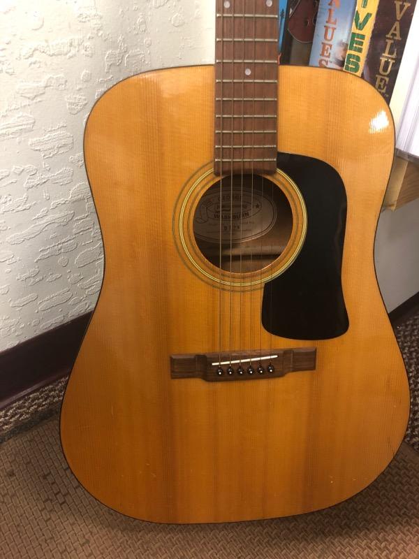 Vintage Washburn Guitars Acoustic Guitar D12n Good Buya