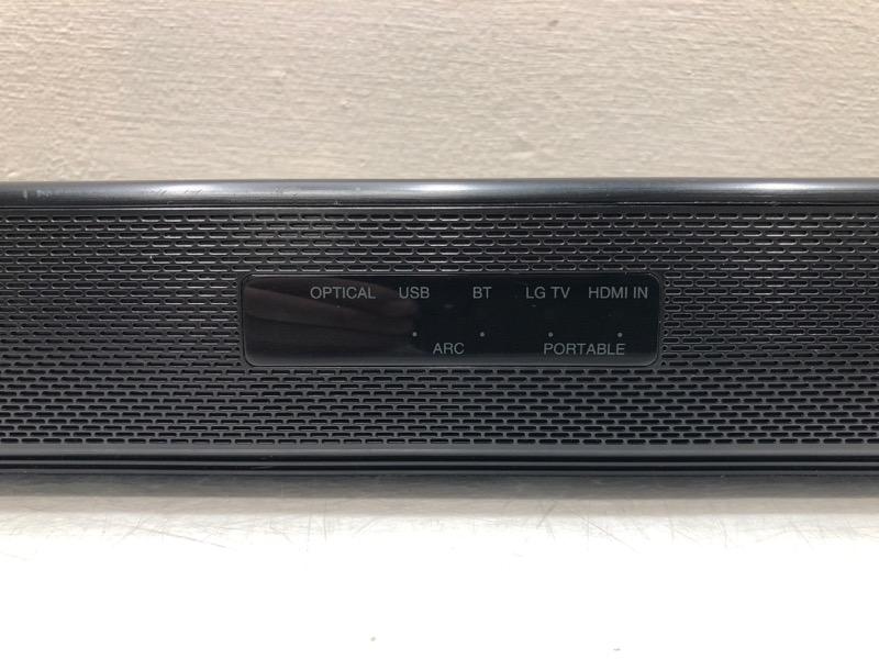 LG SH4 2 0ch 300W Sound Bar & Bluetooth Wireless Subwoofer Home