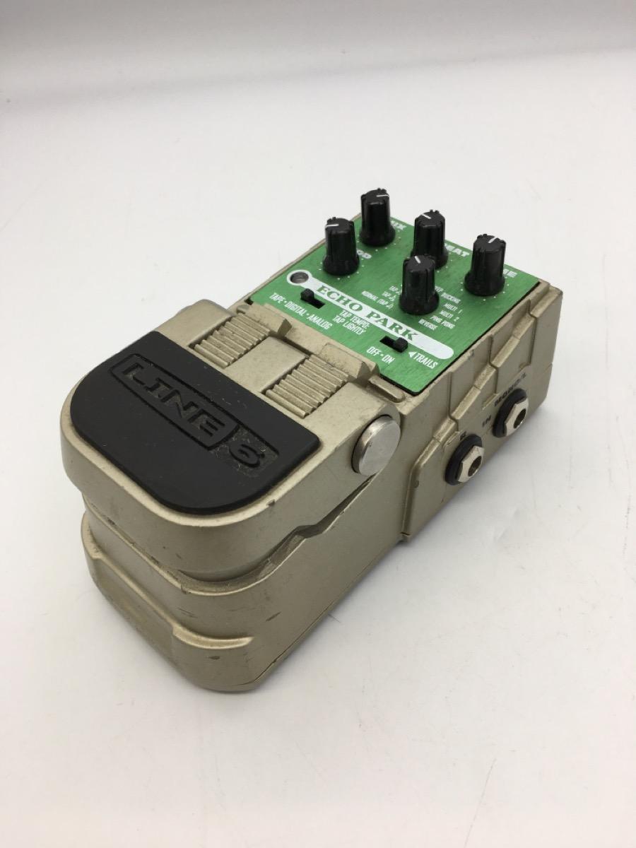line 6 echo park reverb pedal good buya