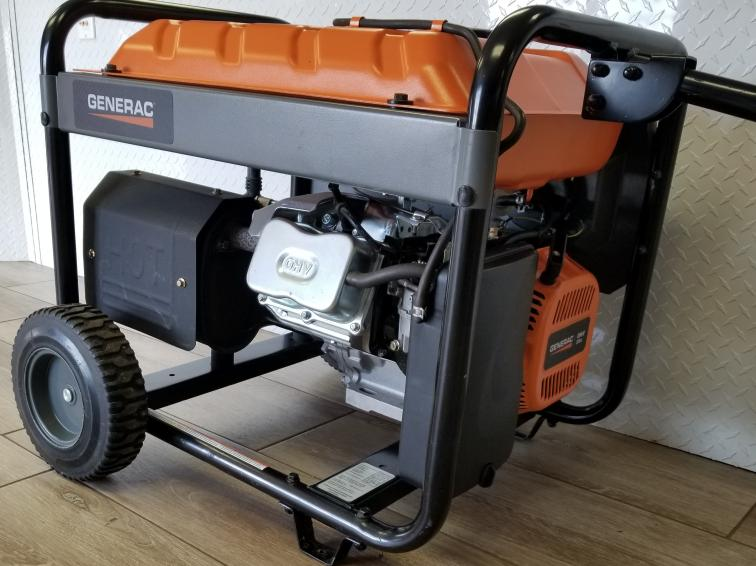 Generac RS5500 389cc Portable Generator 5500-Watts 6875
