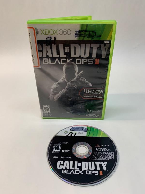 Microsoft Xbox 360 Call of Duty Black OPS 2 Good | Heartland